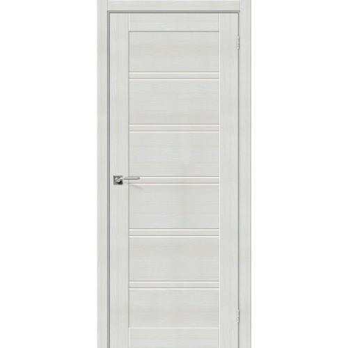 Дверь межкомнатная Эльпорта Порта-28 Bianco Veralinga