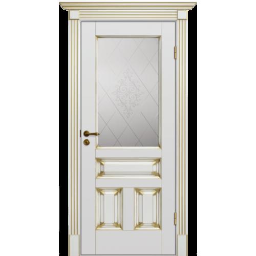 Дверь межкомнатная Динмар Авалон Патина 16