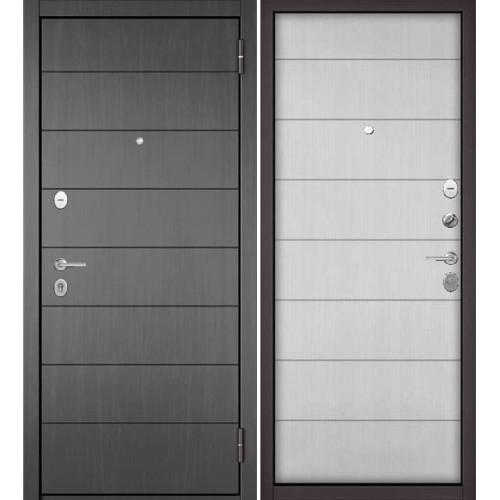 Дверь входная металлическая Бульдорс EKONOM PP-10