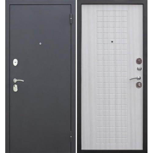 Дверь входная металлическая Гарда муар 8 мм (венге)