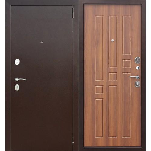 Дверь входная металлическая Гарда 8 мм (белый ясень)