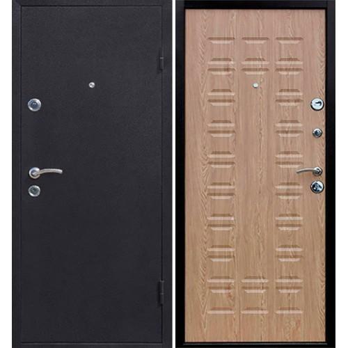 Дверь входная металлическая Йошкар (ель карпатская)