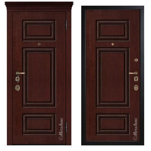 Дверь входная металлическая Металюкс  M1730/10