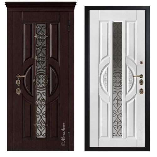 Дверь входная металлическая Металюкс CM1732/1 E2