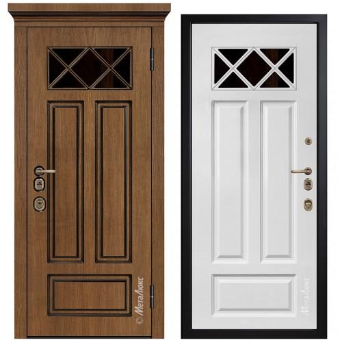 Дверь входная металлическая Металюкс CM1709/3 E2