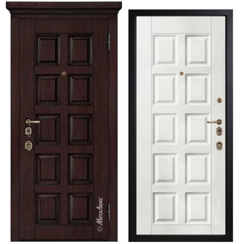 Дверь входная металлическая Металюкс M1700 E2