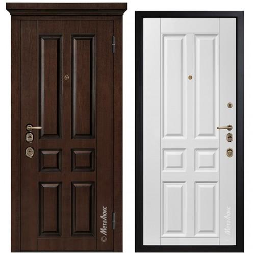 Дверь входная металлическая Металюкс M1701/7 E2