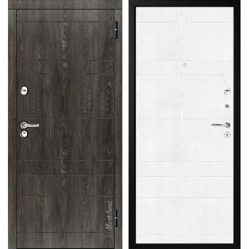 Дверь входная металлическая Металюкс М350/6