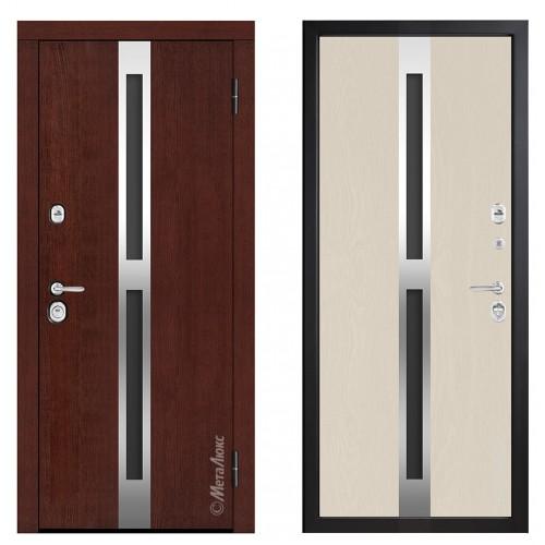 Дверь входная металлическая Металюкс CM464/18
