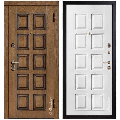 Дверь входная металлическая Металюкс M430/17