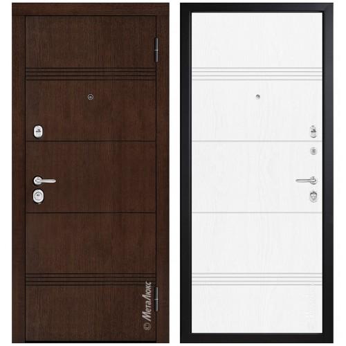 Дверь входная металлическая Металюкс M432/22