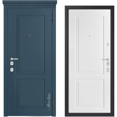 Дверь входная металлическая Металюкс M1012/17 Е