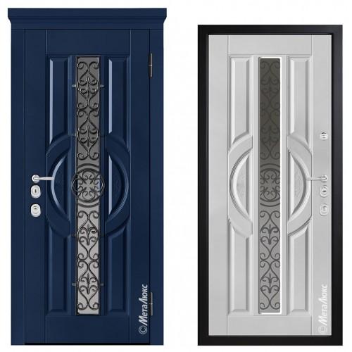 Дверь входная металлическая Металюкс CM1203/39 Е