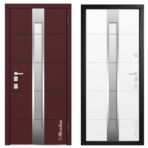 Дверь входная металлическая Металюкс CM1204/14 Е
