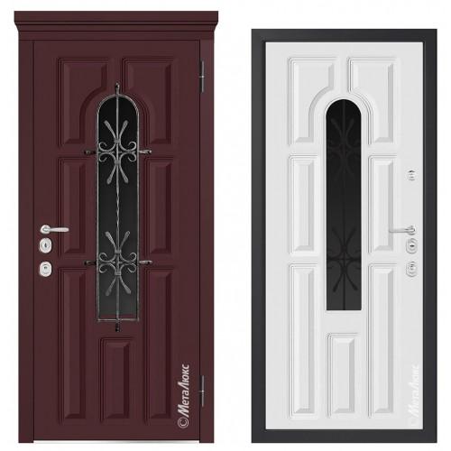 Дверь входная металлическая Металюкс CM1260/14 Е