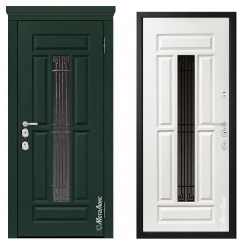 Дверь входная металлическая Металюкс CM1262/29 Е