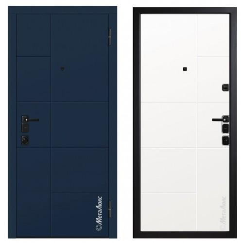 Дверь входная металлическая Металюкс M1101/38  E