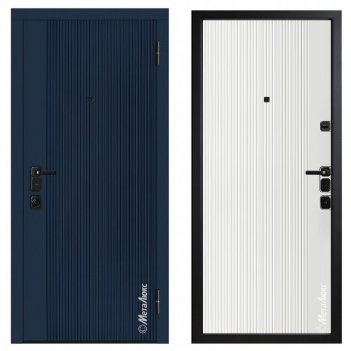 Дверь входная металлическая Металюкс M1108/38 Е