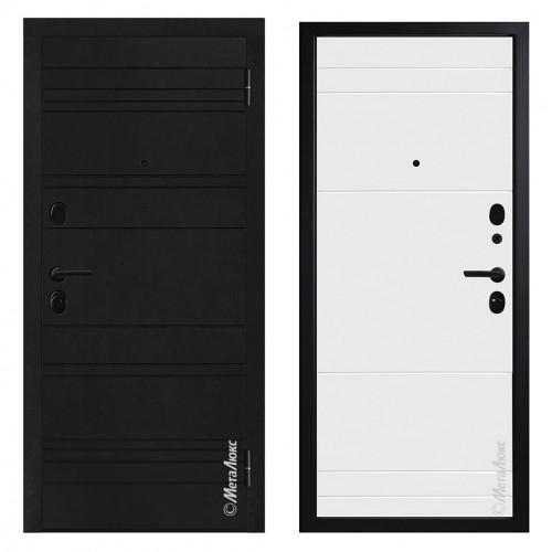 Дверь входная металлическая Металюкс М610