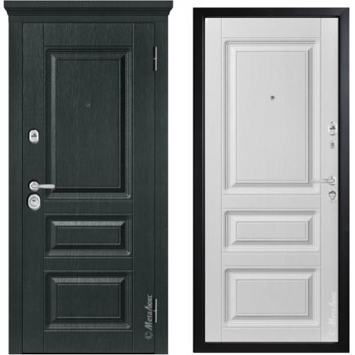 Дверь входная металлическая Металюкс М709/34