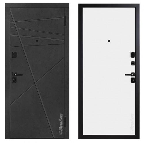 Дверь входная металлическая Металюкс М757