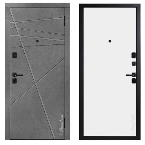 Дверь входная металлическая Металюкс М757/1