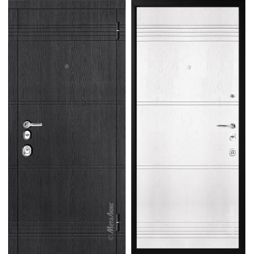 Дверь входная металлическая Металюкс М770